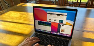 how to Factory Reset a MacBook or Mac M1